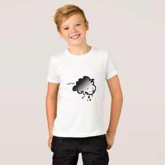 Camiseta Niños gritadores T de la nube más pequeña