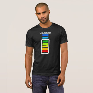 Camiseta Nivel Maverick