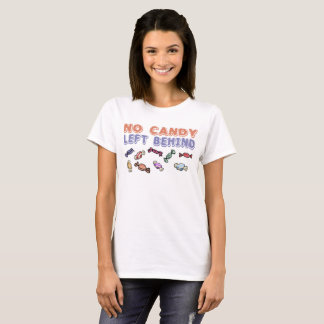 Camiseta No Candy Left Behind T-Shirt