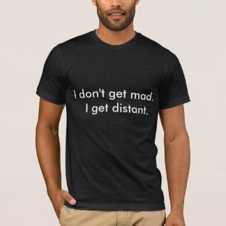 Camiseta No consigo enojado