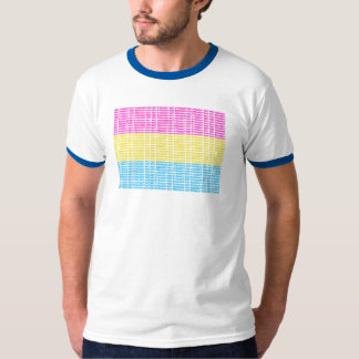 """Camiseta """"No derecho"""" bandera de la cacerola"""