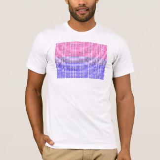 """Camiseta """"No derecho"""" bandera del BI"""