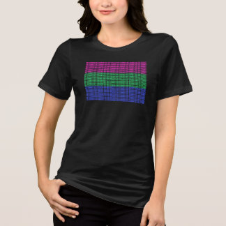 """Camiseta """"No derecho"""" bandera polivinílica"""
