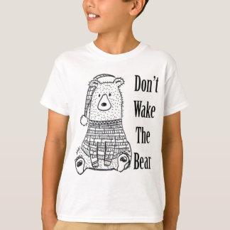 Camiseta No despierte el oso
