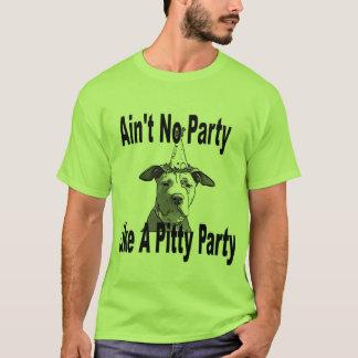 Camiseta No hay fiesta como un fiesta de Pitty