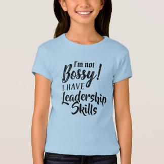 Camiseta No mandón