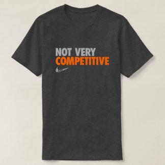 Camiseta no muy competitiva