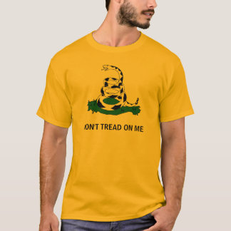 Camiseta No pise en mí