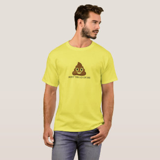 Camiseta ¡No pise en Poo!