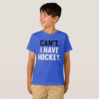 Camiseta No puedo tener gran juventud divertida de la