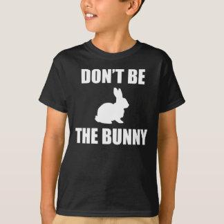 Camiseta No sea el conejito