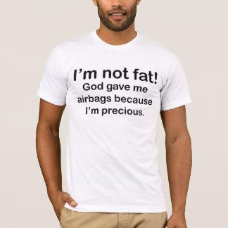 Camiseta ¡No soy gordo!