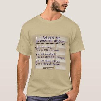 Camiseta No soy mi RD hasta 6X