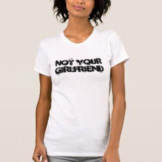 Camiseta No su novia