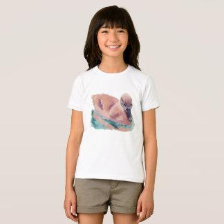 """Camiseta """"No un patito feo """""""