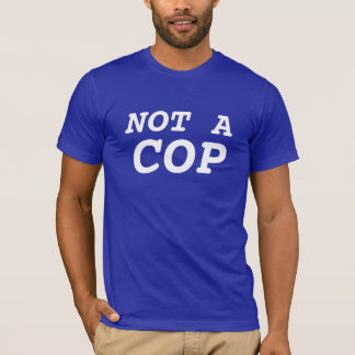 Camiseta no un poli