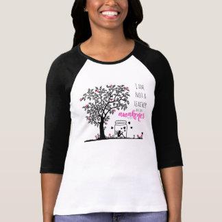 Camiseta No un profesor, sino un Awakener