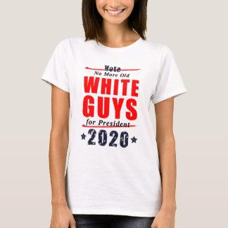 Camiseta No viejos individuos blancos para el engranaje del
