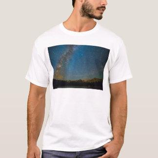 Camiseta Noche de la vía láctea de Colorado un poco