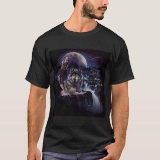 Camiseta Noche-Lobo