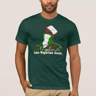 Camiseta nohustle