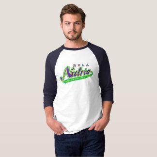 Camiseta NOLA NUTRIA -- La galleta y las tortas
