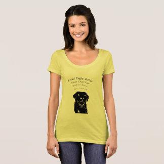 Camiseta Nombres orgullosos del perrito del cultivador del