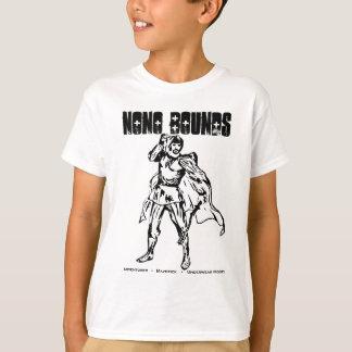 Camiseta Nono limita desgaste de la acción