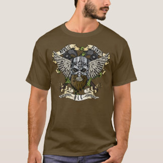 Camiseta nórdica de la cerveza inglesa del pillaje