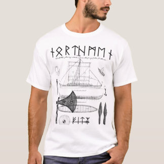 Camiseta Northmen