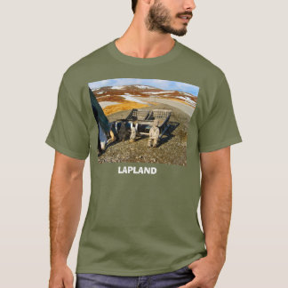 Camiseta Noruega, Laponia, acuerdo de Sami