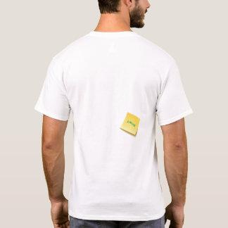 Camiseta Nota pegajosa de las karmas