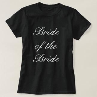 Camiseta Novia de la novia