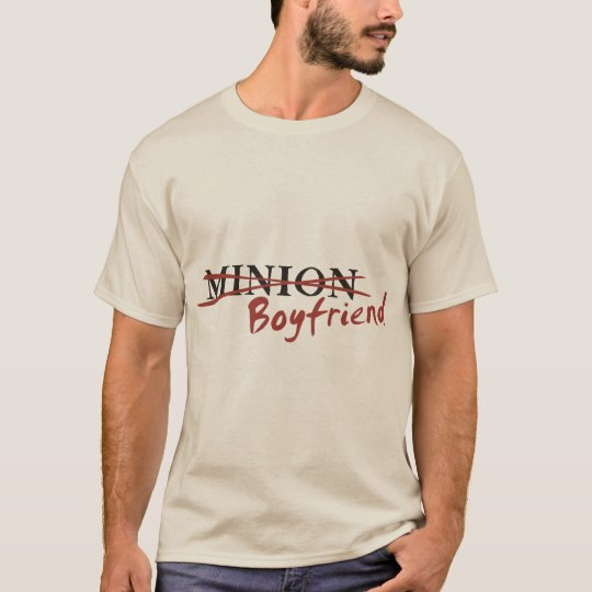 Camiseta Novio del subordinado