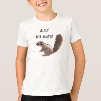 Camiseta ¡Nueces de un lil'bit!