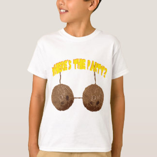 Camiseta nueces del fiesta