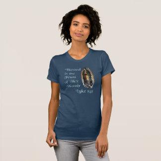 Camiseta Nuestra señora del católico de México del Virgen