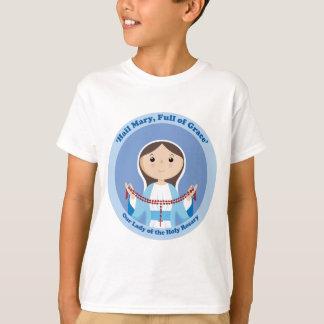 Camiseta Nuestra señora del rosario