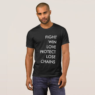 Camiseta Nuestro deber