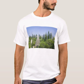 Camiseta Nueva Caledonia, grande isla de Terre, Noumea.