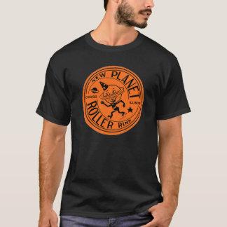 Camiseta Nueva pista del rodillo del planeta, Chicago, IL