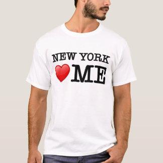 Camiseta Nueva York me ama, yo ama