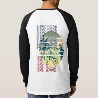 CAMISETA NUEVA YORK, VINTAGE GRANDE DE APPLE