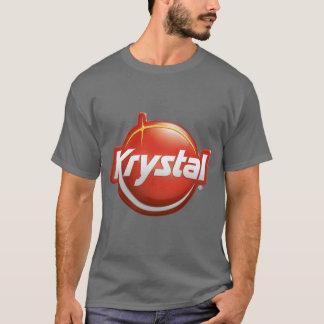 Camiseta Nuevo logotipo de Krystal