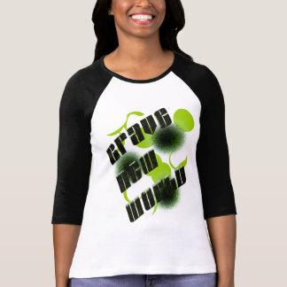 Camiseta Nuevo mundo valiente