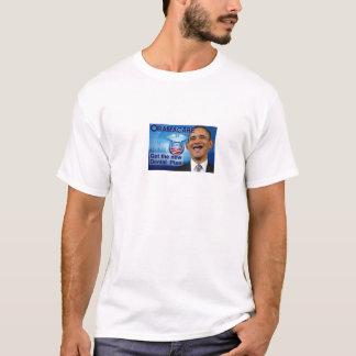 Camiseta Nuevo plan dental de Obamacare