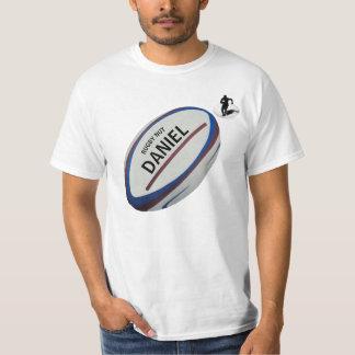 Camiseta Nuez del rugbi
