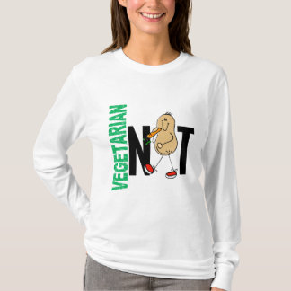 Camiseta Nuez vegetariana 1
