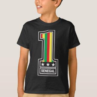 Camiseta Número uno Senegal