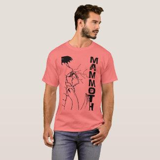 """Camiseta Nunca excave la gama - """"MAMUT"""